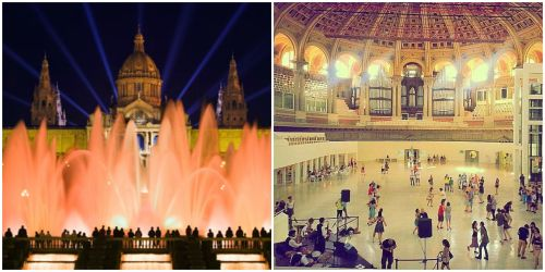 fontana magica and the come to dance event