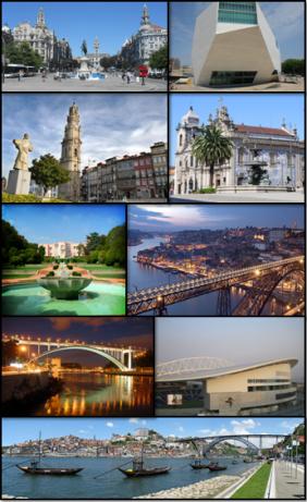 Porto_collage