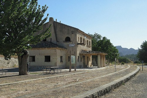 train station via verde