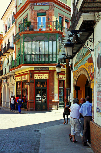 Sevilla Where To Find The Best Food Markets Amp Tapas Bars