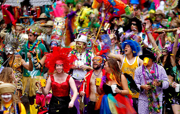 Where to enjoy Carnival in Spain