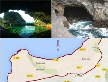 a depression of rock has created a spacious natural pool that is fed by the tides and reached via a steep stone staircase