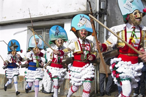 12 orense carnivals