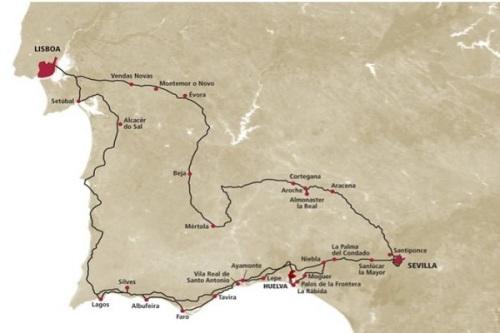 Ruta de al-Mutamid